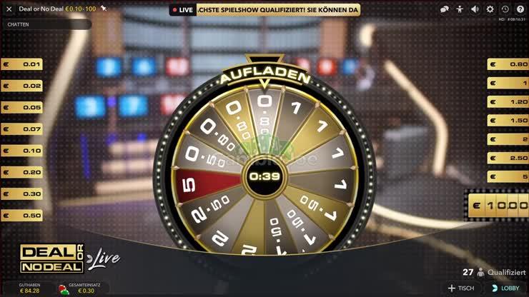 Gewinnvideo 'Deal Or No Deal Getestet' Von Christoph